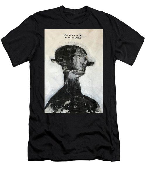 Mmxvii Demons No 4  Men's T-Shirt (Athletic Fit)