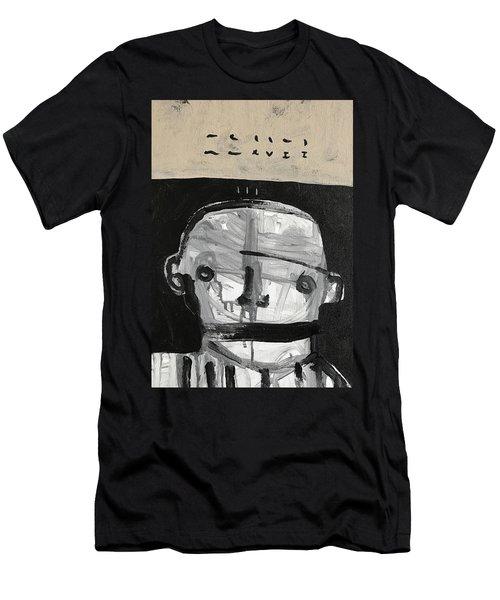 Mmxvii Memories No 4  Men's T-Shirt (Athletic Fit)