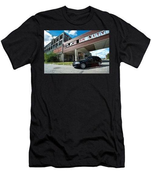 Mo Or City Men's T-Shirt (Athletic Fit)