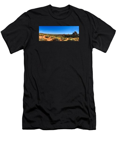Moab Retrospective Men's T-Shirt (Athletic Fit)