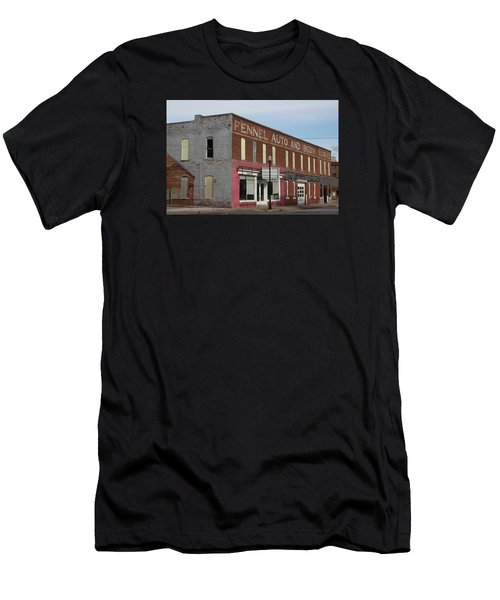 Moberly  Men's T-Shirt (Athletic Fit)
