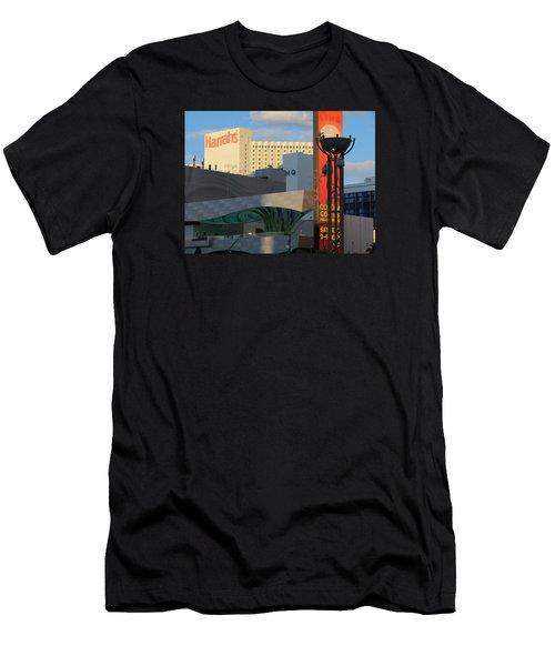 Modern Architecture Men's T-Shirt (Athletic Fit)