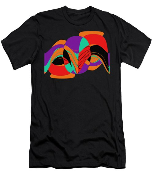 Modern Art 2 Men's T-Shirt (Athletic Fit)
