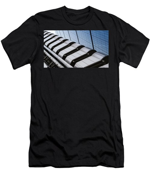 Lloyds Building Bank In London Men's T-Shirt (Athletic Fit)