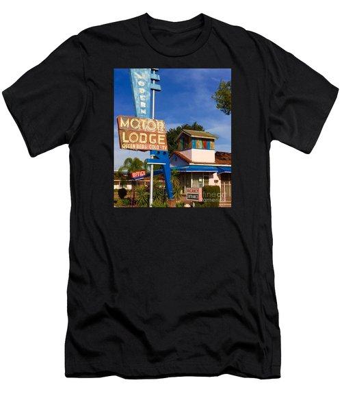 Modern In Lodi Men's T-Shirt (Athletic Fit)