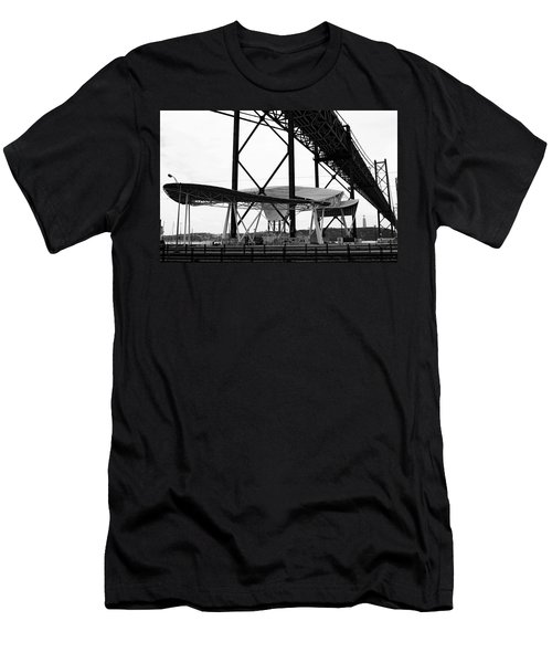 Modern Mass Transit Men's T-Shirt (Athletic Fit)
