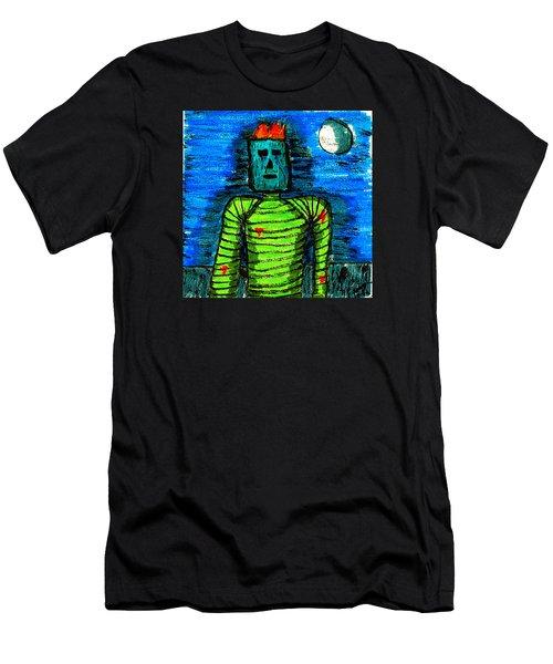 Modern Prometheus Men's T-Shirt (Athletic Fit)