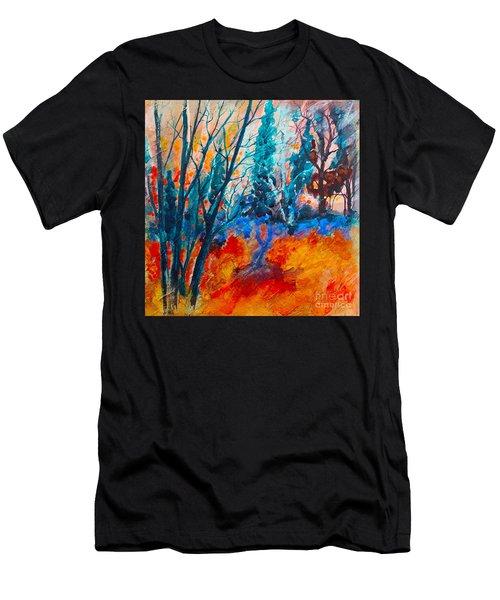 Modern Woods Men's T-Shirt (Athletic Fit)