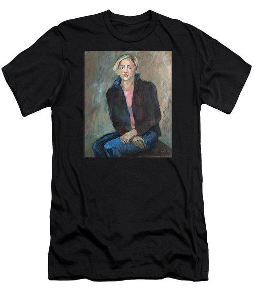 Modest Beauty Men's T-Shirt (Athletic Fit)
