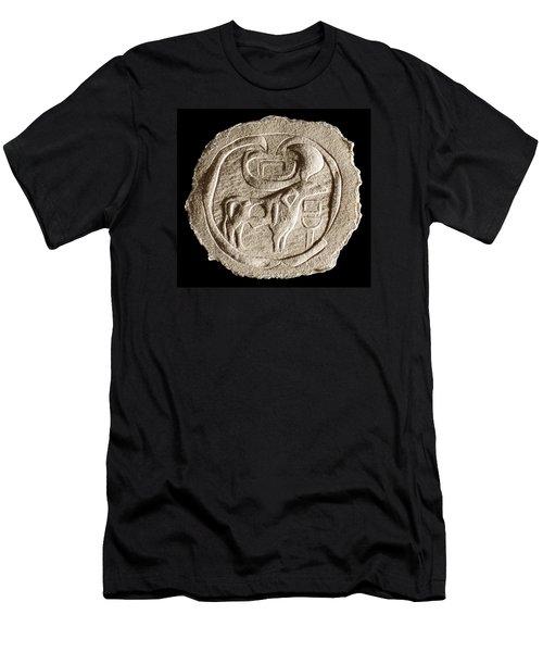 Mohenjodaro Seal Men's T-Shirt (Slim Fit)