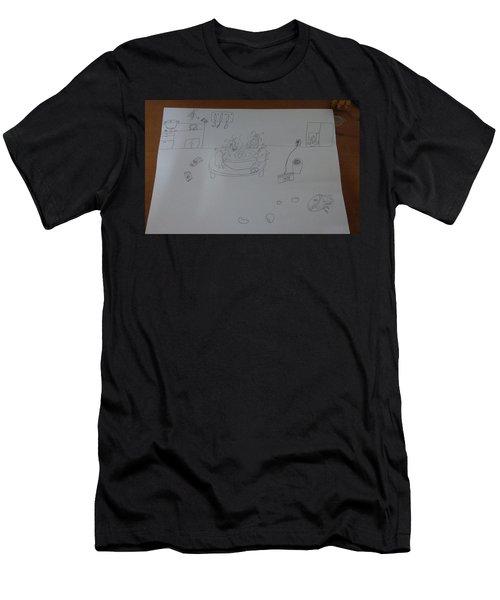 Mold Party Men's T-Shirt (Athletic Fit)