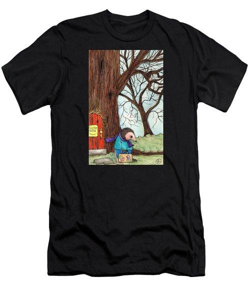 Mole Removal Men's T-Shirt (Athletic Fit)