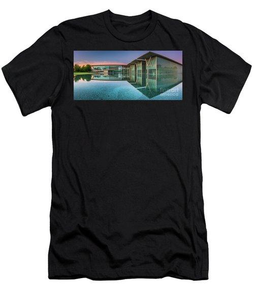 Moma Panorama Men's T-Shirt (Athletic Fit)