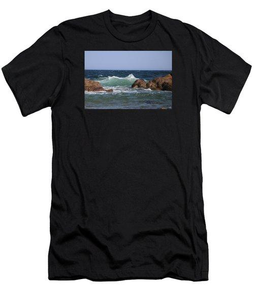 Momentary Matterhorn Men's T-Shirt (Athletic Fit)