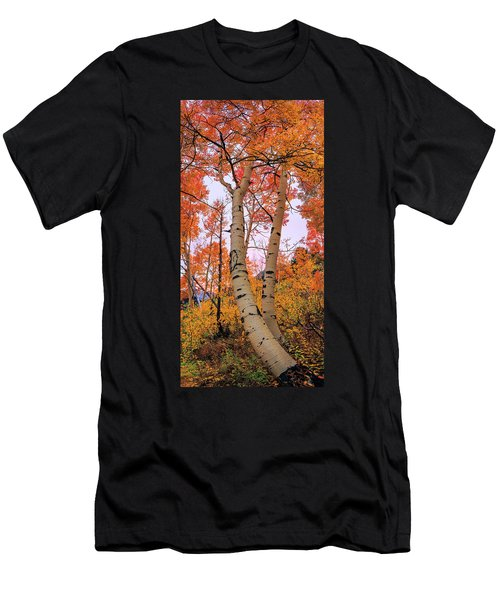 Moments Of Fall Men's T-Shirt (Athletic Fit)