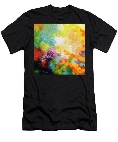 Momentum, Canvas One Men's T-Shirt (Athletic Fit)