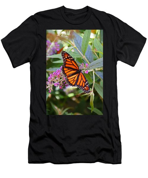 Monarch Butterfly 2 Men's T-Shirt (Athletic Fit)
