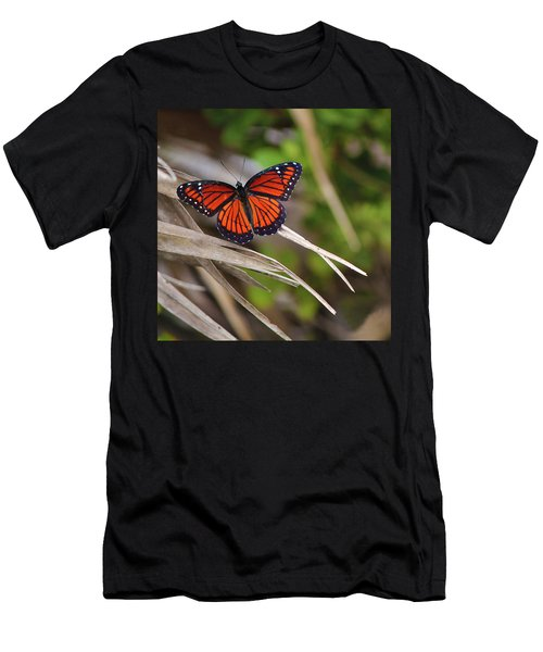 The Monarch  Men's T-Shirt (Athletic Fit)