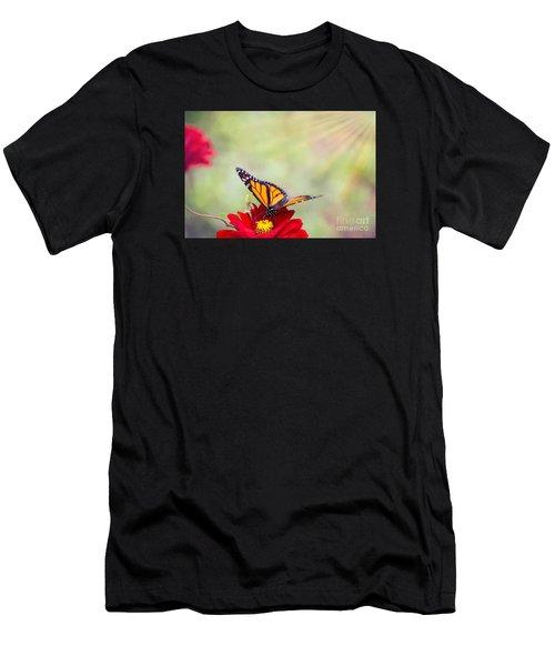 Monarch Magic Men's T-Shirt (Athletic Fit)