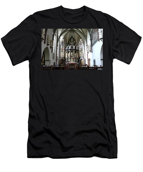Monastery Church Oelinghausen, Germany Men's T-Shirt (Athletic Fit)