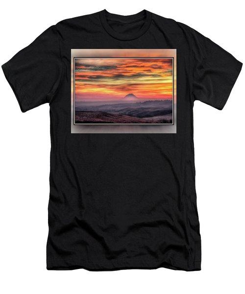 Monet Morning Men's T-Shirt (Athletic Fit)