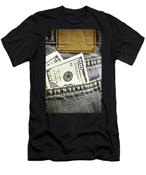 Money Jeans Men's T-Shirt (Athletic Fit)