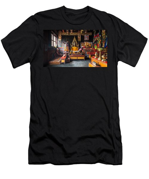 Kathmandu Monk Men's T-Shirt (Athletic Fit)