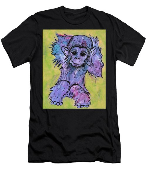 Monkey Mischief Men's T-Shirt (Athletic Fit)