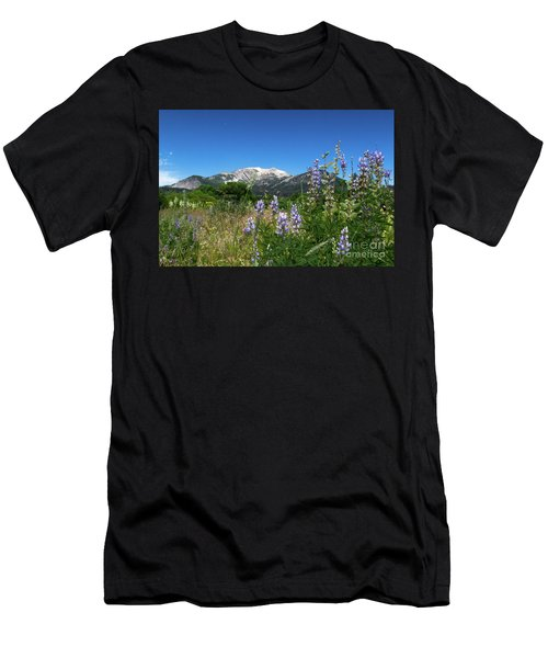 Mammoth Meadow   Men's T-Shirt (Athletic Fit)