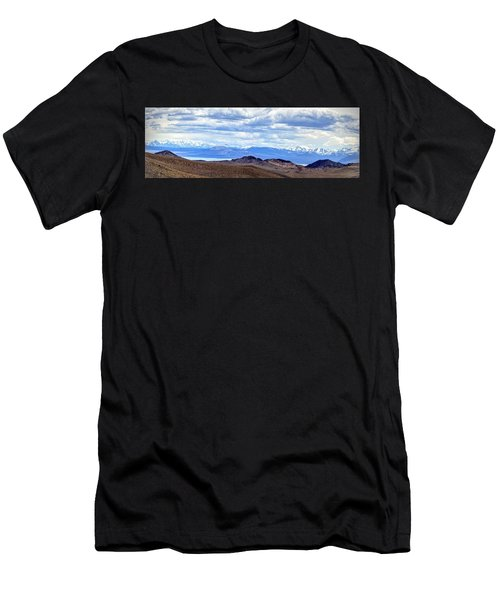 Mono Lake From Bodie Hills Men's T-Shirt (Athletic Fit)