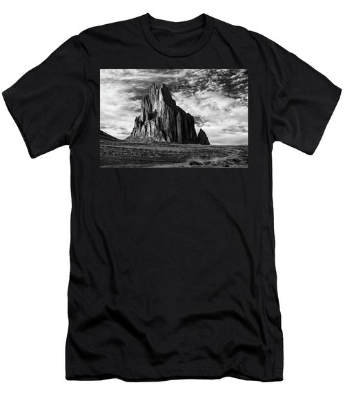 Monolith On The Plateau Men's T-Shirt (Athletic Fit)
