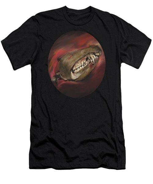 Monster Skull Men's T-Shirt (Athletic Fit)