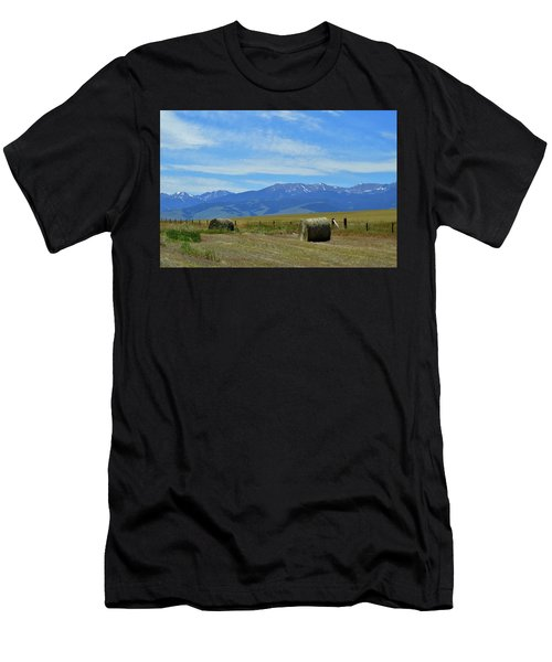 Montana Scene Men's T-Shirt (Athletic Fit)