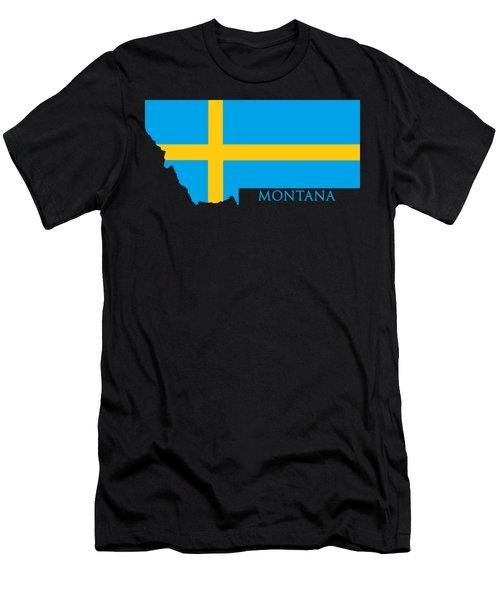 Montana Swede Men's T-Shirt (Athletic Fit)