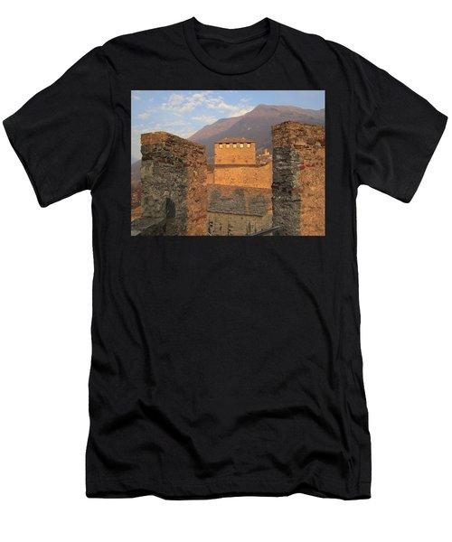 Montebello - Bellinzona, Switzerland Men's T-Shirt (Athletic Fit)