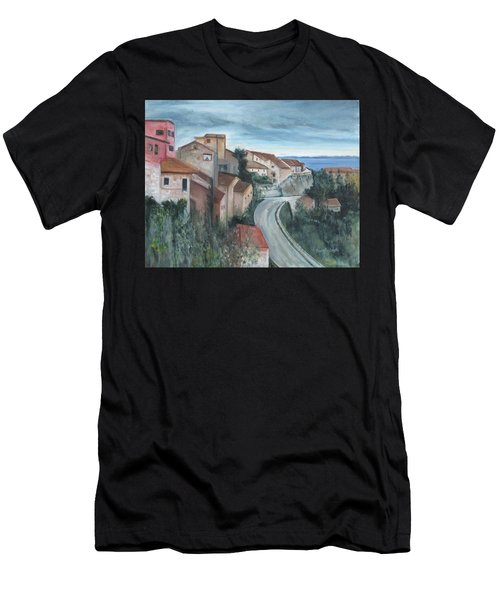 Montepulciano Men's T-Shirt (Athletic Fit)