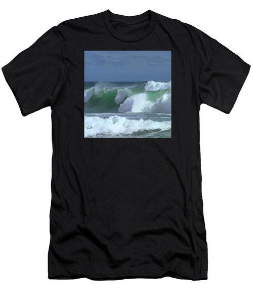 Monterey Surf Men's T-Shirt (Athletic Fit)