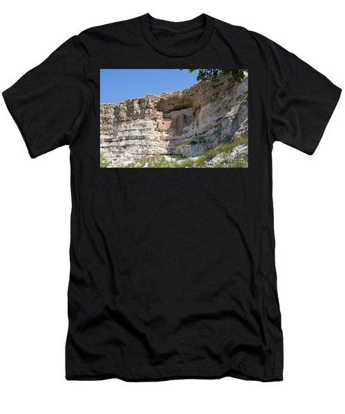 Montezuma Castle National Monument Arizona Men's T-Shirt (Athletic Fit)