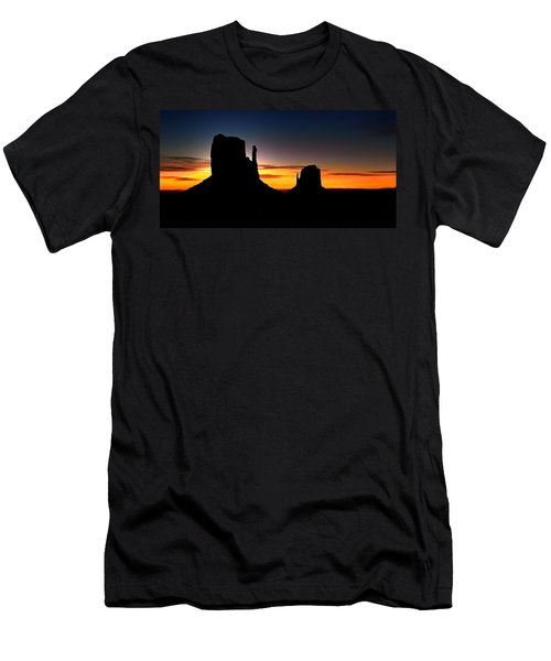 Monumental Morning Men's T-Shirt (Athletic Fit)