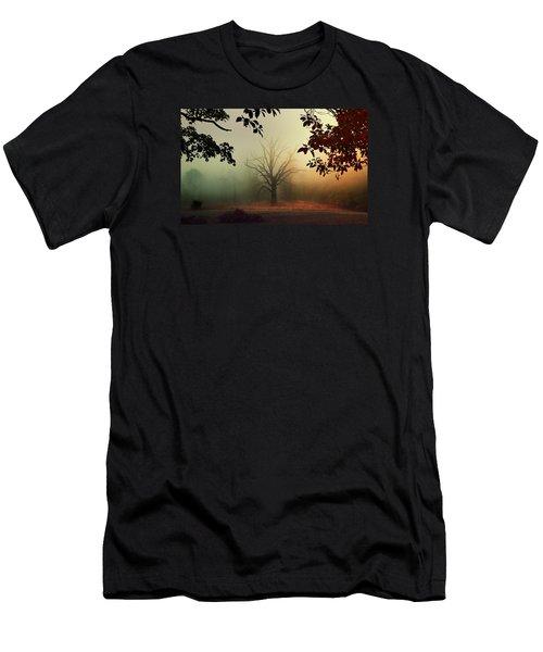 Monument Men's T-Shirt (Slim Fit) by Rob Blair