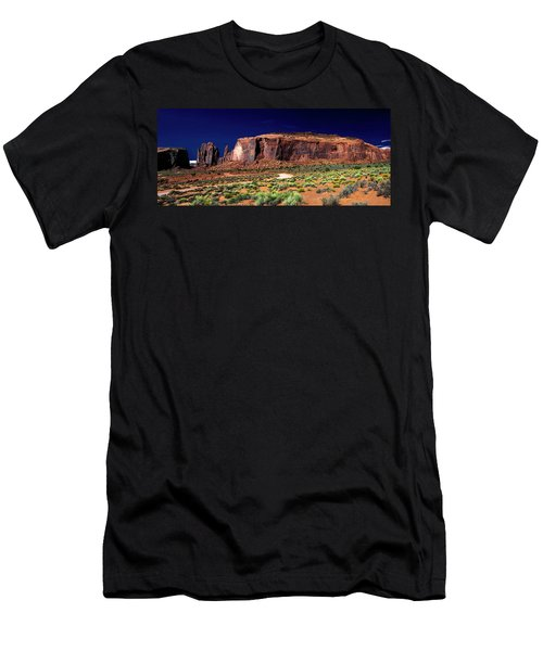 Monument Valley 1 Men's T-Shirt (Athletic Fit)