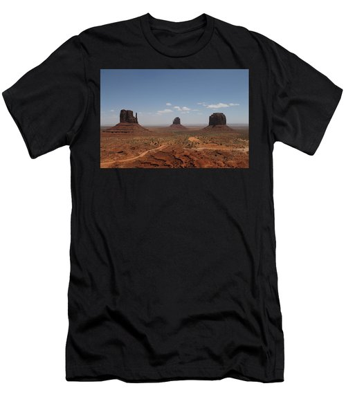 Monument Valley Navajo Park Men's T-Shirt (Athletic Fit)