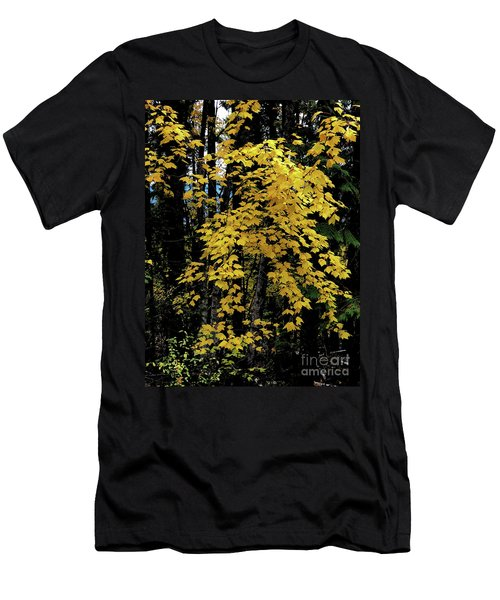 Moon Maple 2 Men's T-Shirt (Athletic Fit)