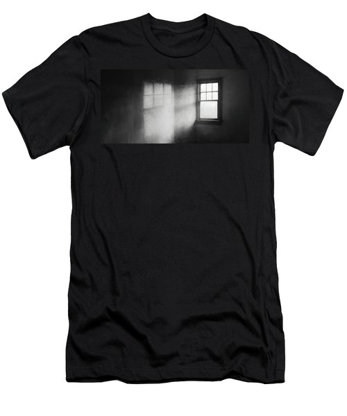 Moonbeams On The Attic Window Men's T-Shirt (Athletic Fit)