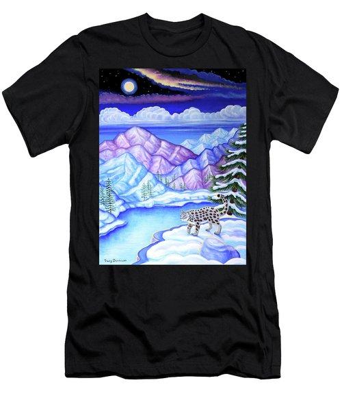 Moonlight Magic Men's T-Shirt (Athletic Fit)