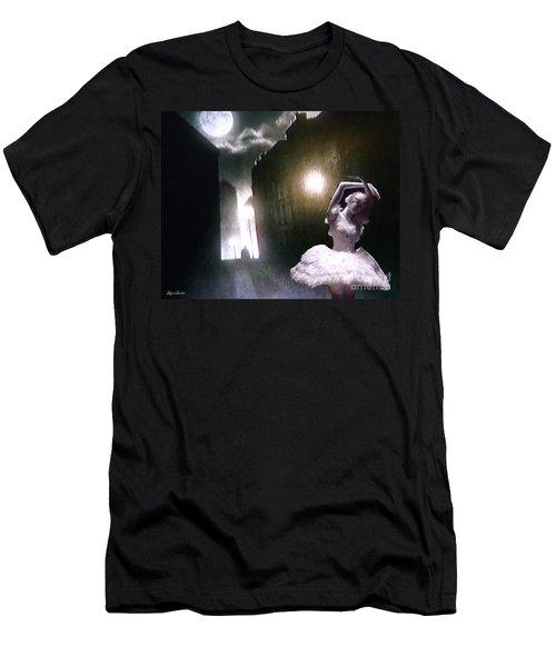 Moonlight Memory Men's T-Shirt (Athletic Fit)