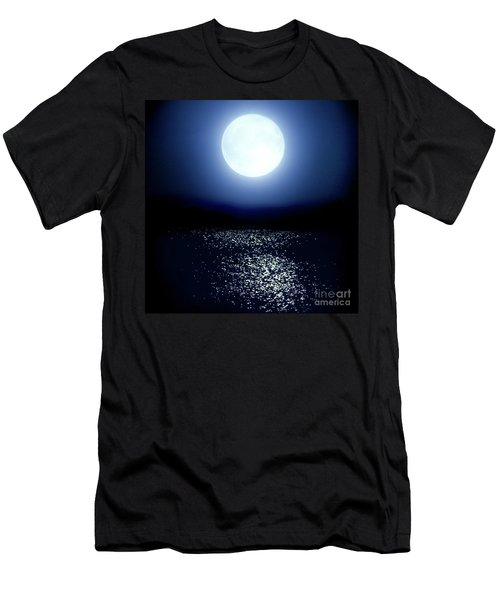 Moonlight Men's T-Shirt (Athletic Fit)