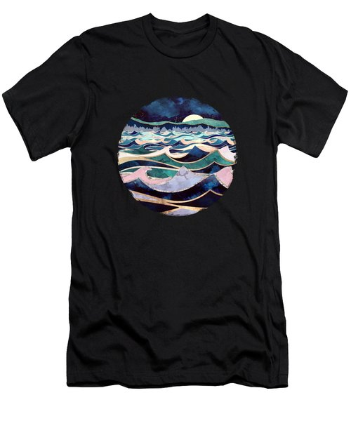 Moonlit Ocean Men's T-Shirt (Athletic Fit)