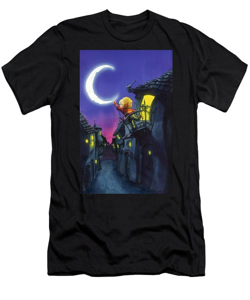 Moonthief Men's T-Shirt (Athletic Fit)