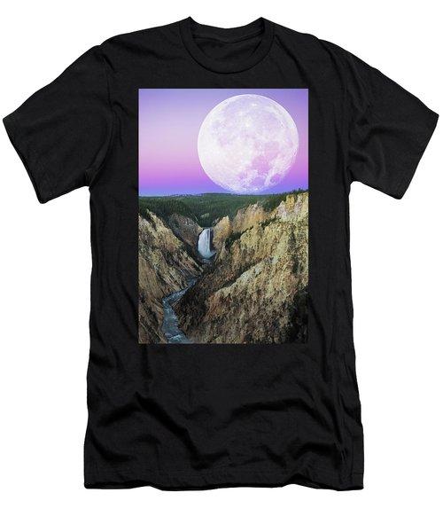 My Purple Dream Men's T-Shirt (Athletic Fit)